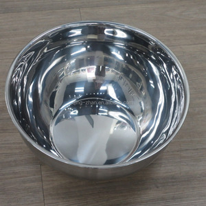 Stainless steel mixing bowl CB01
