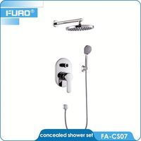 FUAO Factory direct sales 5 gpm shower head