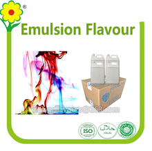 high quality with competitive price:emulsion flavours/essences for fruits juice,dairy products,confectionary