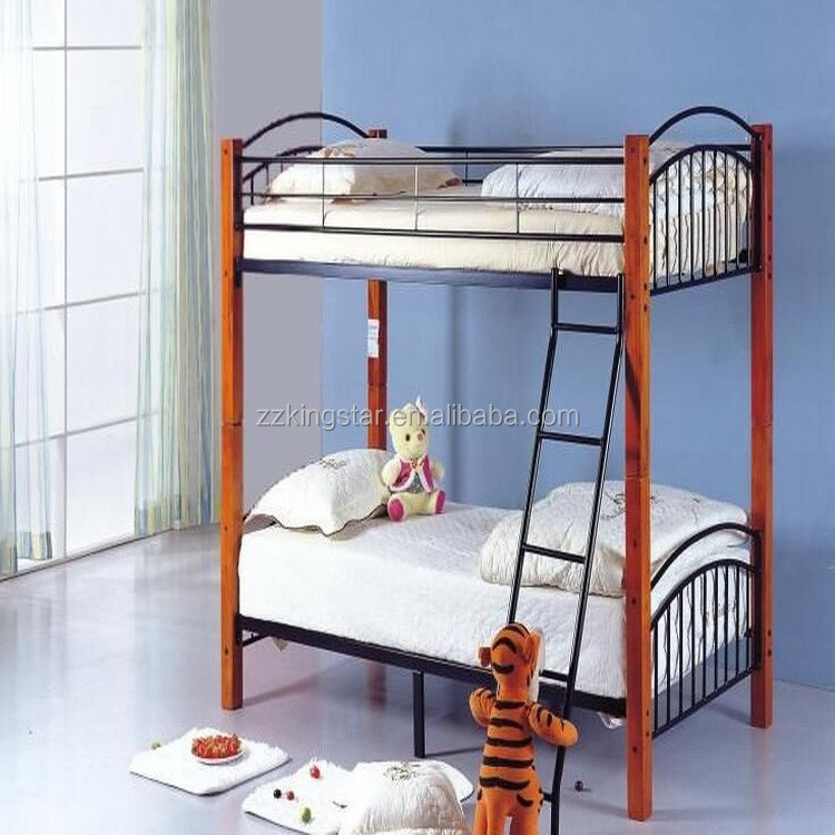Hot sale school used metal bunk bed with cheap price Furniture