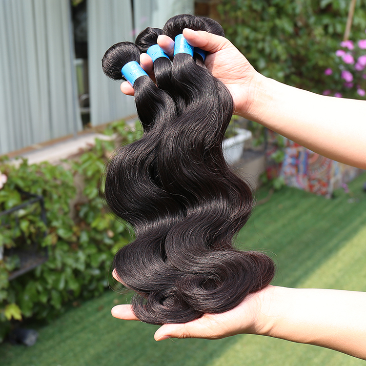 KBL Non remy human hair natural virgin raw vietnam hair,9A body wave hair bundles,super double drawn raw virgin vietnamese hair
