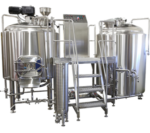 Fermentation Tank Used Micro Beer Brewing Equipment 1000L Brewery System