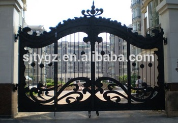 Modern Iron Gate Design For House Buy Iron Gates Design Sliding Iron Main Gate Design Metal