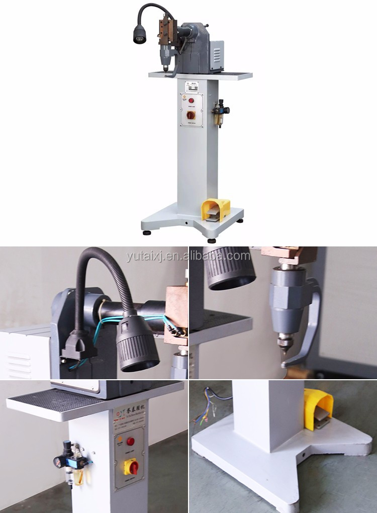 YT-811Shoe Repair Upper Punching&Trimming Equipment For Sale