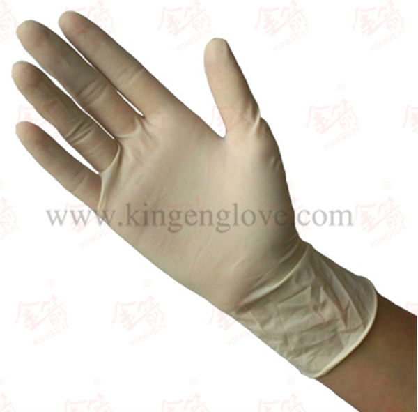 latex gloves promotion item