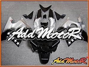 Addmotor Injection Mold Fairing Fit CBR600 F3 1997 1998 Sevenstars Silver H3736