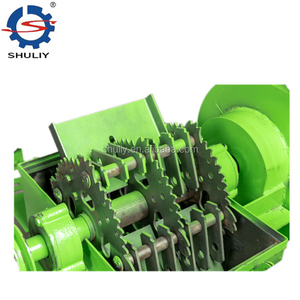 factory price mobil wood chip crusher used for wood