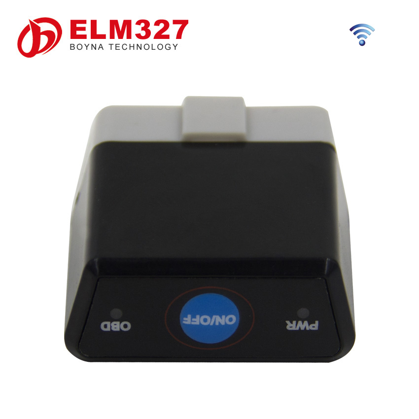 Factory wholesale New realeased OEM/ODM Mini wifi obd2 elm327 scanner