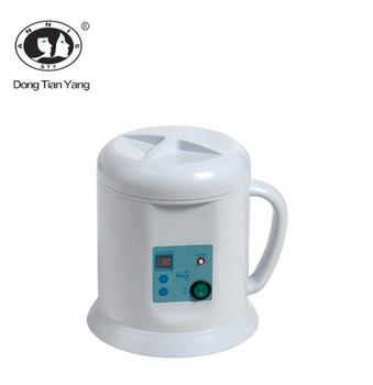 DTY paraffin wax heater warmer with temperature control digital pot