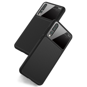TPU Cover For Huawei P20 Pro Soft TPU Glass Case