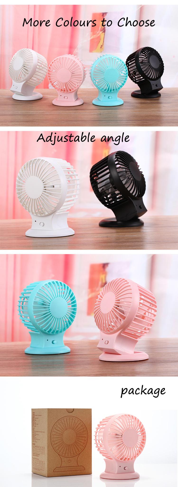 Hot Selling Vornado Zippi Personal Mini Fan Usb Mini Fan