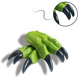 Dinosaur toys PVC giant dinosaurs claw model gloves hand puppet for school game