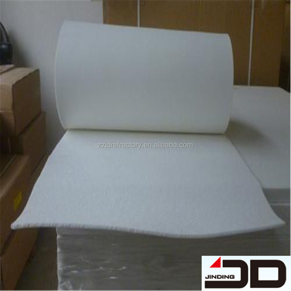 kaowool ceramic fiber paper for pipe insulation
