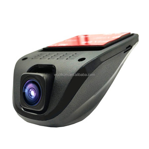 Dash Cam WiFi 1080P FHD Car Video Recorder 4-LAN Wide Angle Lens Discreet Design Dashboard Camera with G-Sensor