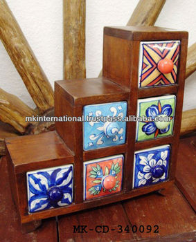 Ceramic Drawers