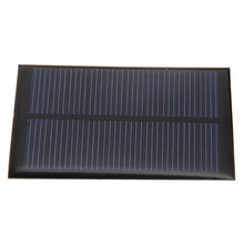 Hot selling 0.5W output power PET micro solar cell/mini small solar panel