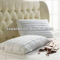buckwheat shell husk pillow inner/hollow fiber pillow inner for hotel,home use