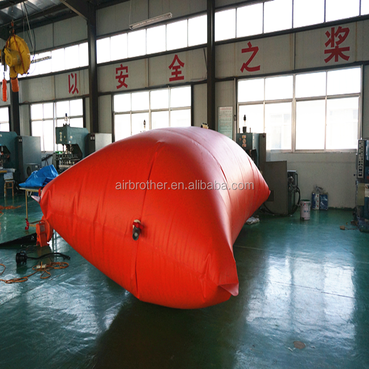 CE flexible transport gas storage tank with high quality