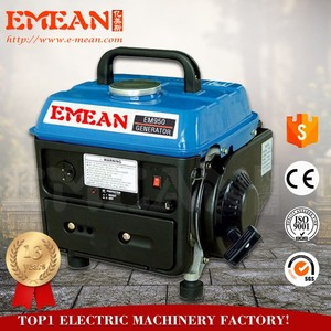 Small portable electric generator, honda gasoline generator 500w for sale