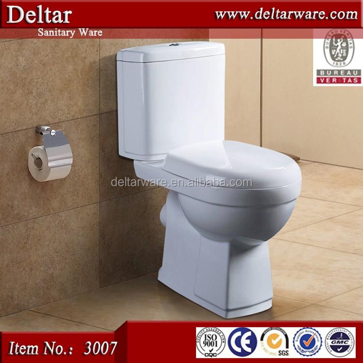 Entwässerung Von Waschbecken Und Wc: Twyford Toilette Wc Made In China, Huida Toilette