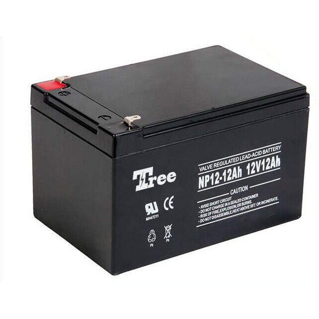 Free maintenance vrla 12V 12AH ups sla Mf lead acid 12V12ah battery