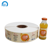 Best selling durable using adhesive label sticker