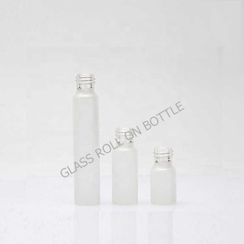 Hot-selling best price glass deodorant roll on bottle