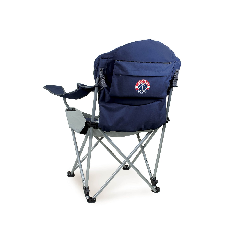 NBA Washington Wizards Reclining Camp Chair