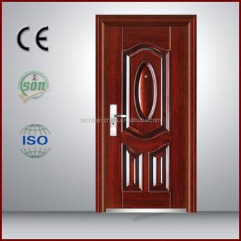 hotel door steel firefroof door with push bar cheap price of residential fire rated doors buy. Black Bedroom Furniture Sets. Home Design Ideas