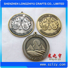 Custom New Souvenir Replica Medals Fake Medals Coin Best Suit For Collector
