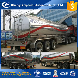 Saudi Arabia Aramco New Aluminum alloy 5454 Diesel oil tanker trailer air bag suspension 40000liter fuel tank trailer 3 Axles