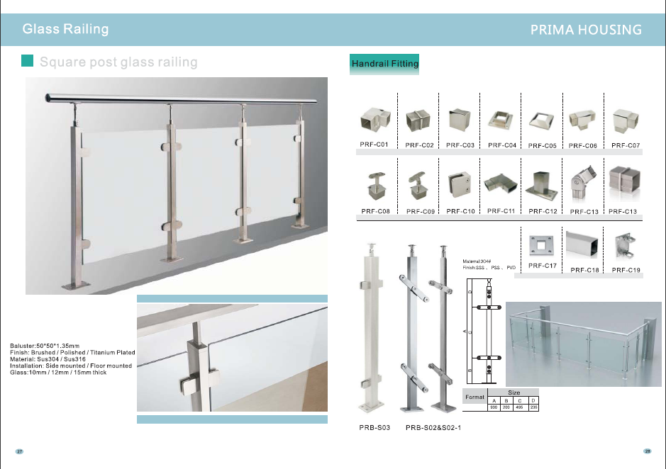 modern railing design stainless steel wood glass stair. Black Bedroom Furniture Sets. Home Design Ideas