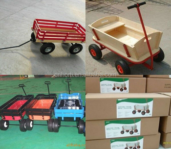 Metal Garden Wagon /Carts/Trolley TC4211