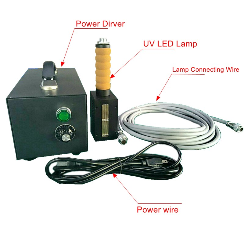 LED UV Lamp Portable UV Light