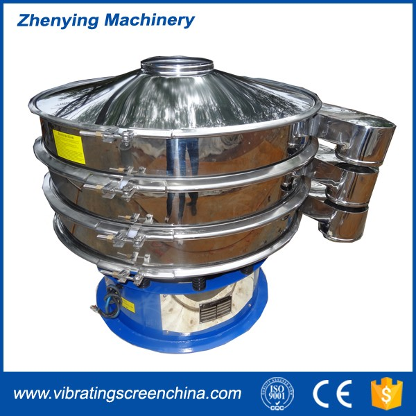 ZYD potato starch round vibratory sieving equipment