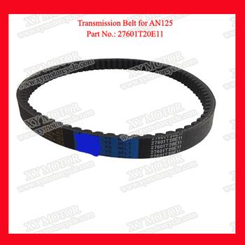 27601t20e11 An125 Drive Belt,Cvt Belt,Scooter Timing Belt For Suzuki - Buy  Scooter Timing Belt,Cvt Belt,Drive Belt Product on Alibaba com