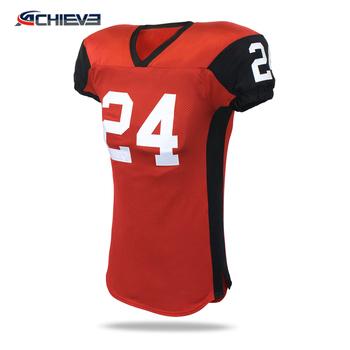 945fa82fbb1 Sublimation Custom American Football Jerseys Made In China - Buy ...