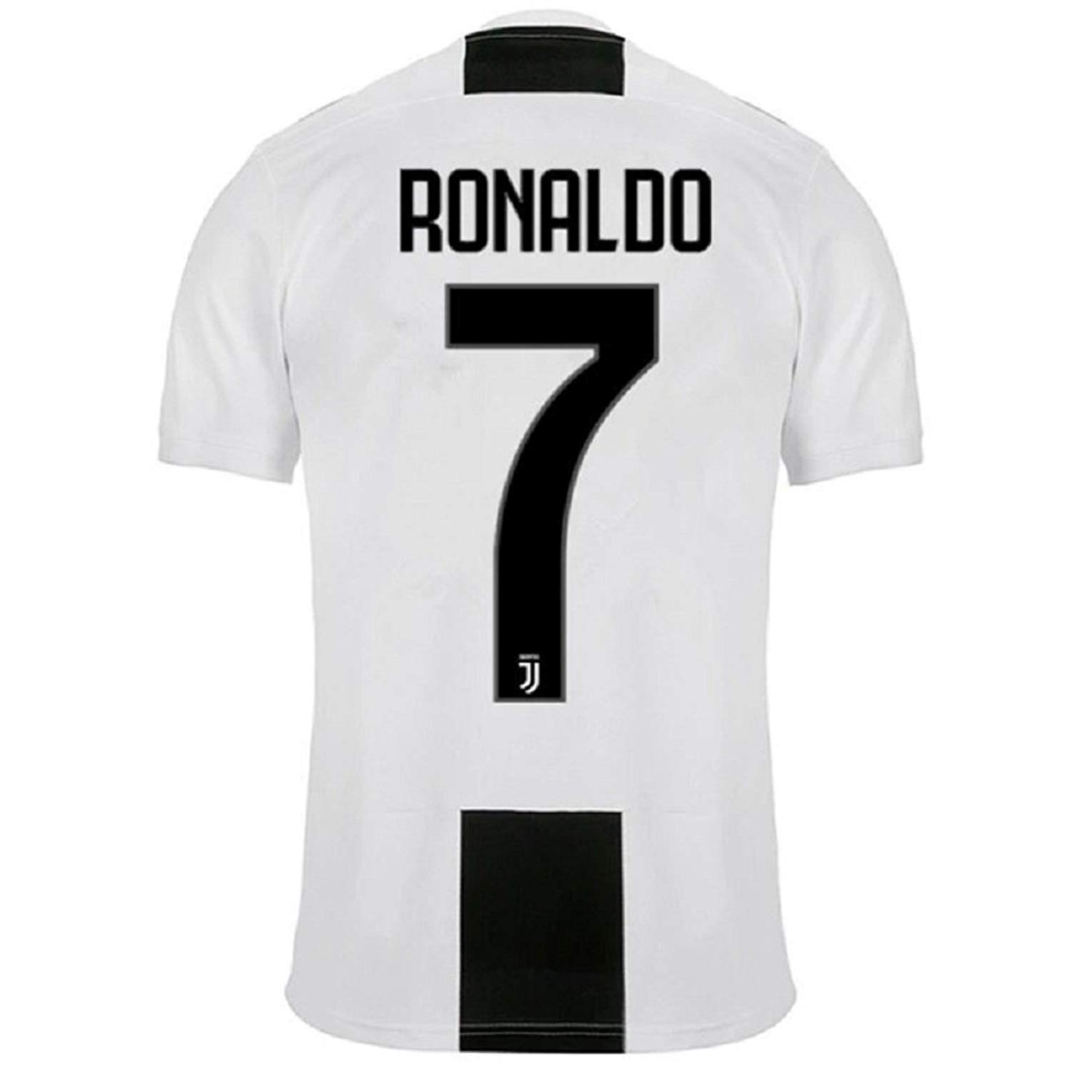 814d58364f8 Get Quotations · Barlener Men s Ronaldo Jerseys Juventus 7 Football Jersey  Soccer Jersey White