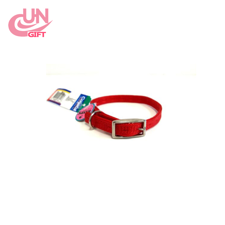 Adjustable Coastal Pet Products Sassy Red Nylon Dog Collar