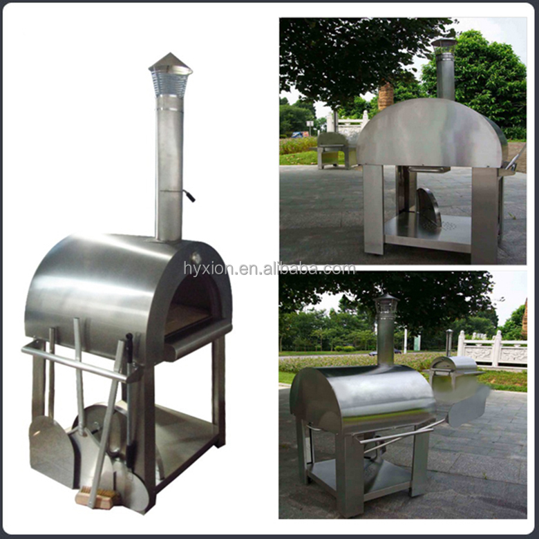 2016 new portable outdoor wood fired pizza oven