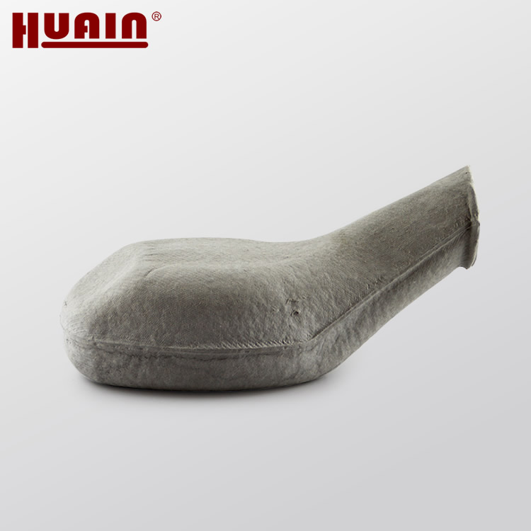 Hospital Use Molded Paper Biodegradable Pulp Male Urinal