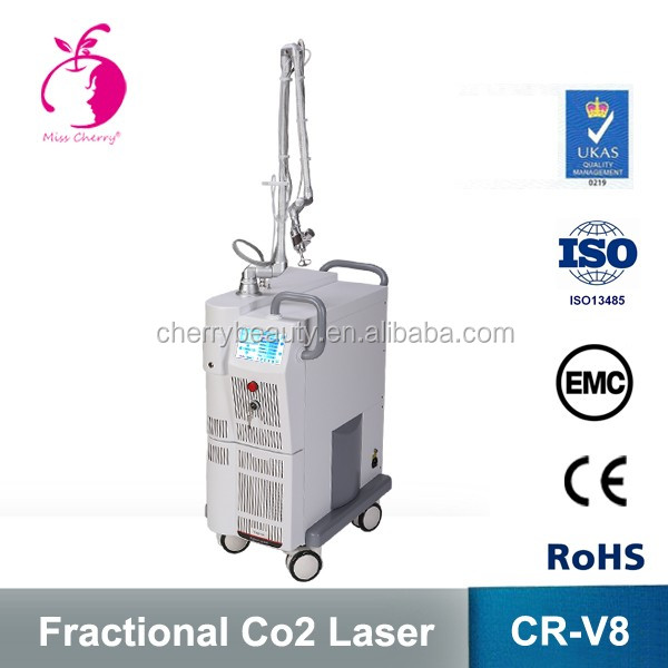 CE Certificated CO2 Laser Vaginal Tightening Machine with fractional, normal, gynae and Vulvae function