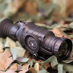 Military Thermal Riflescope Night Vision, Thermal Imaging Riflescope Night Vision