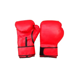 Synthetic Leather Boxing Gloves