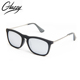 Glazzy New Style Magnetic Polarized Lens Clip-on Flip up Clip Sunglasses Classical