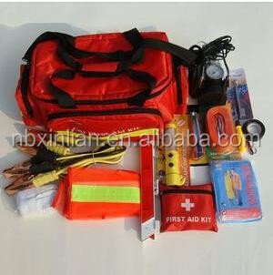 America High quality Car Accessories Car First Aid Kit/Emergency Set
