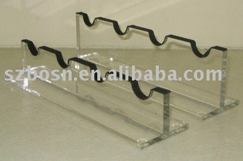 Acrylic Knife Display,Plexiglass Sword Holder,Lucite Knife Rack