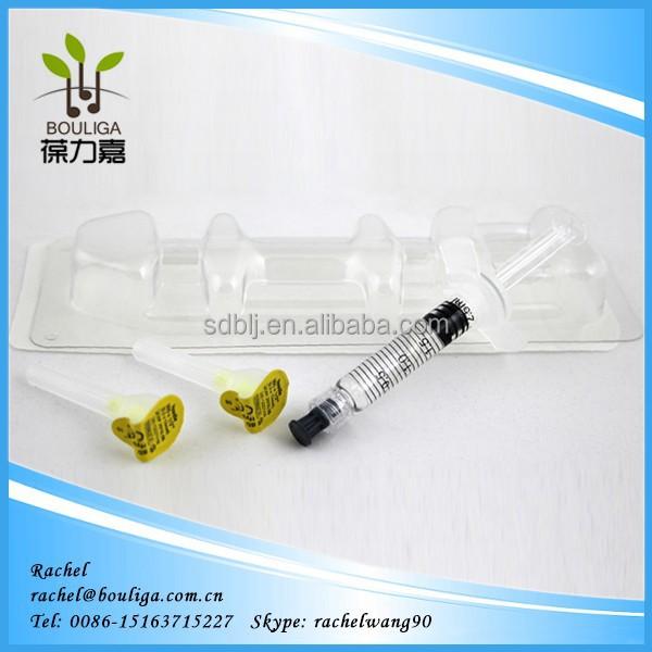 China Injection Hyaluronic Acid Gel Derm Filler Deeper 0.5-1.25mm ...