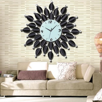 Wall Clock With Fancy Design,fashion Fancy Wall Clock, Decorative Wall Clock