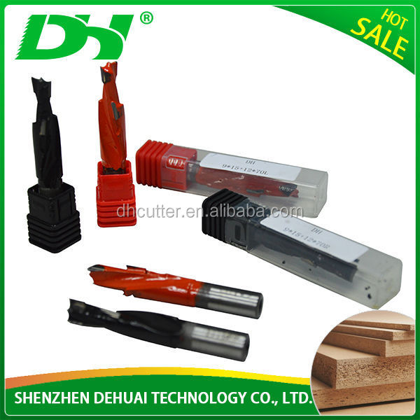 Various Solid Carbide PCB Router Wood Drill Bits